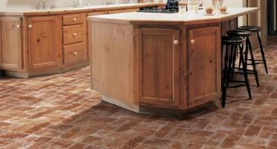 Mannington Catania Brick Resilient Flooring