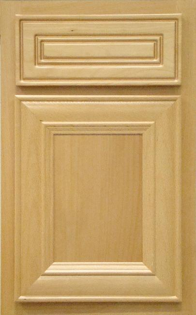 Wilmington Door Style In European Beech Wood