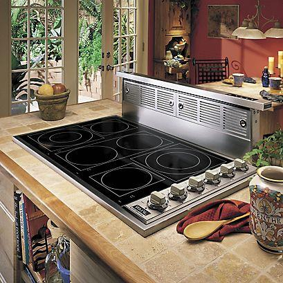 Images Of Viking 36 Electric Cooktop