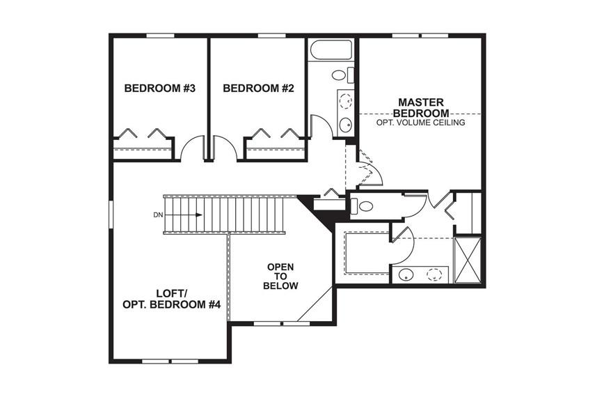 Floorplan - Second Floor