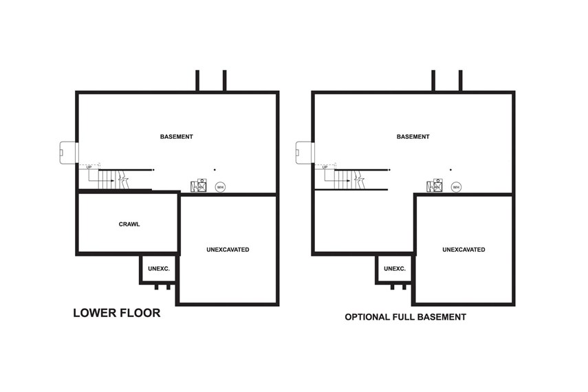 Floorplan - Lower Level