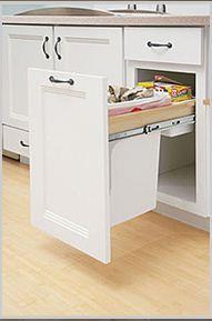 Base Cabinet Single Wastebasket (BWBT 1)