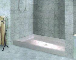 Beau EL Mustee Or Florestone Shower Pan