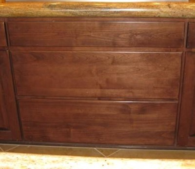 3 Drawer Bank Ilo Standard 27 To 36 Base Cabinet